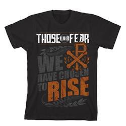 Rise Black $6 Sale Final Print! $6 Sale