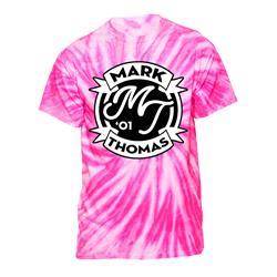 MT 01 Neon Pink Tie-Dye