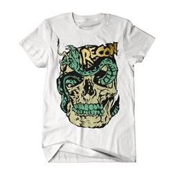 Snake Head White *Sale! Final Print!*