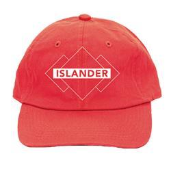 Diamond Logo Red Dad Hat