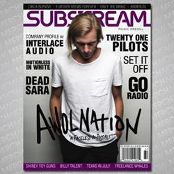 Substream #32  Magazine