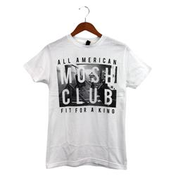 Mosh Club  White *Clearance*