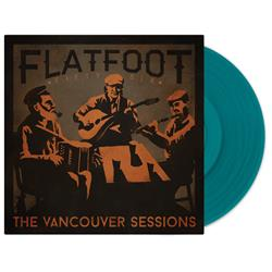 The Vancouver Sessions EP Aqua Blue