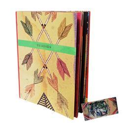 Broadheds Art Book + Download Card