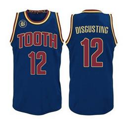 Tooth Basketball Jersey