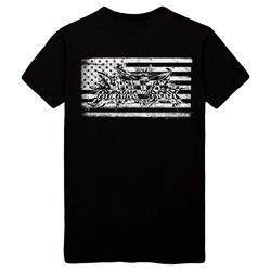 Skull Flag Black