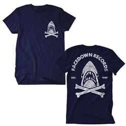 Shark & Bones Navy                                             Merch