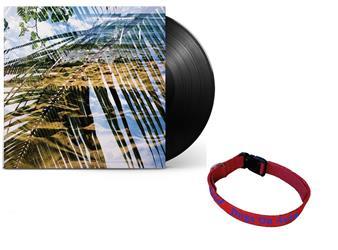 Dogs On Acid Black Vinyl + Dog Collar