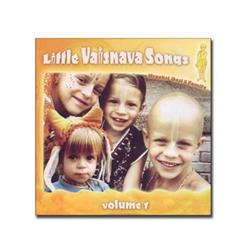 Mrgaksi Dasi & Family Little Vaishnava Vol. 1