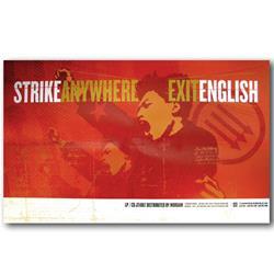 Strike Anywhere - Exit English