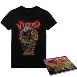 TerrorVision CD/T-shirt