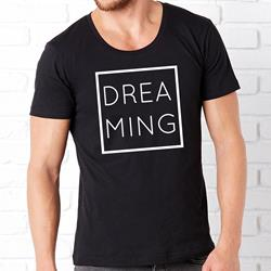 Dreaming Wide-Neck Black