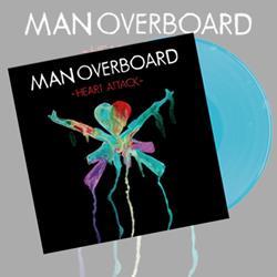 Heart Attack Light Blue LP