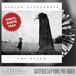 The Black White w/ Black 2xLP