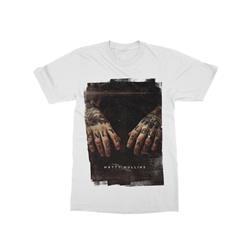 Album Art White T-Shirt