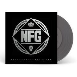 Resurrection: Ascension Opaque Silver Vinyl 2Xlp