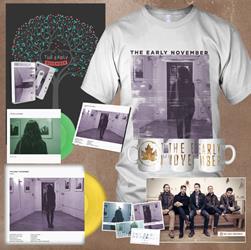Deluxe Imbue Vinyl LP+T-Shirt Bundle