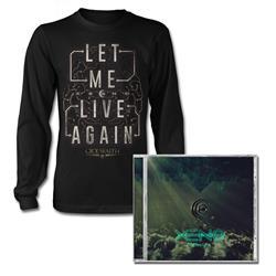 Crossfaith - Xeno CD + Long Sleeve Shirt