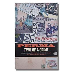 Two Of A Crime 11x17 Album Poster