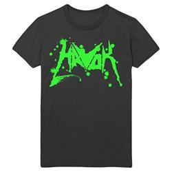 Blood Logo (Green) Black
