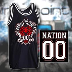 Nonpoint Nation Black/White