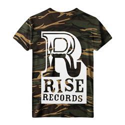 Big R Logo Camo