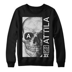 Cult Black Crewneck