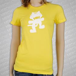 Anniversary Logo Yellow Girl Shirt