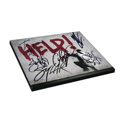 HELP! Signed CD
