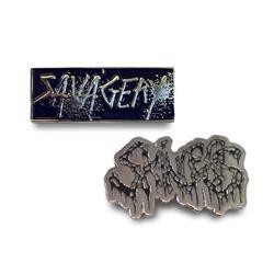 Silver Pin Set