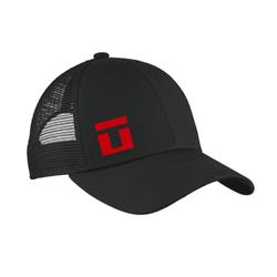 Logo Black Trucker