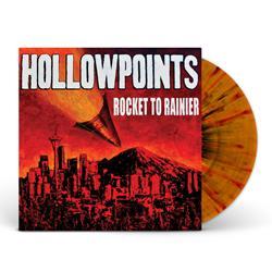 The Hollowpoints - Rocket To Rainier Splatter Vinyl