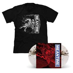 Meantime [REDUX] Half & Half LP & T-Shirt - Various Artists