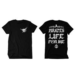 A Pirate's Life Black