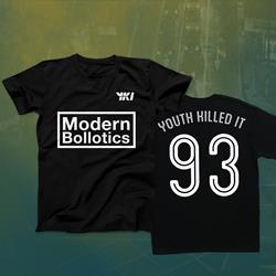 Modern Bollotics  Black