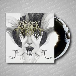 Ashes To Ashes White/Black Swirl Double LP