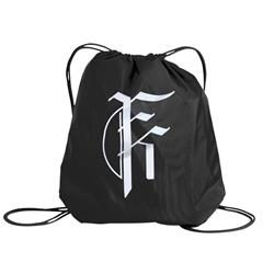 Fit For A King - Logo Black Cinch Bag