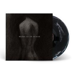 Jet Black/Grey Vinyl LP
