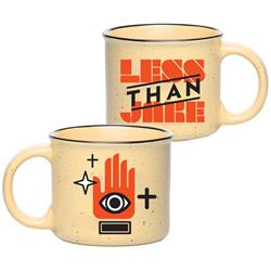 *Last One* Hand Logo  Camp Mug