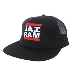 Mantralogy Jai Ram Black Snapback