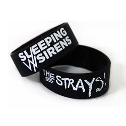 The Strays Logo Black
