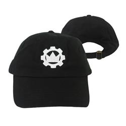 Cog Black Dad Hat