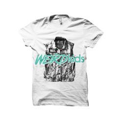WK Vest White T-Shirt