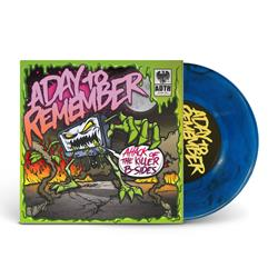 Attack Of The Killer B-Sides Clear Blue W/ Black Smoke 7
