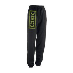 CBK Logo Black Sweatpants