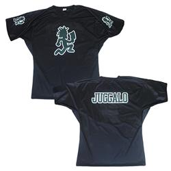 Hatchetman Juggalo Black Football Jersey