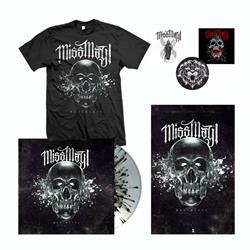 Deathless Vinyl LP + T-Shirt + Poster + Sticker Pack + Digital Download