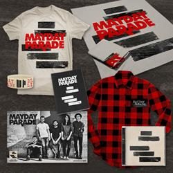 Mayday Parade - Black Lines - Bundle 04