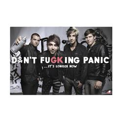 Don't Panic: It's Longer Now! w/ Poster Tube