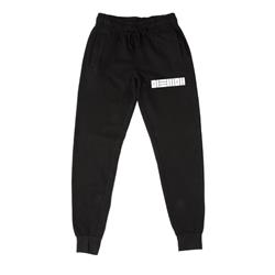 DIEMON Mens Black Jogger